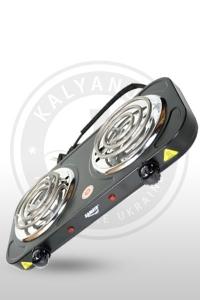 Двойная Электрическая Плитка Hot Plate 1000W+1000W