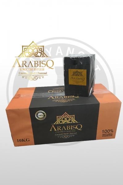 Кокосовый уголь ARABISQ 10kgх1