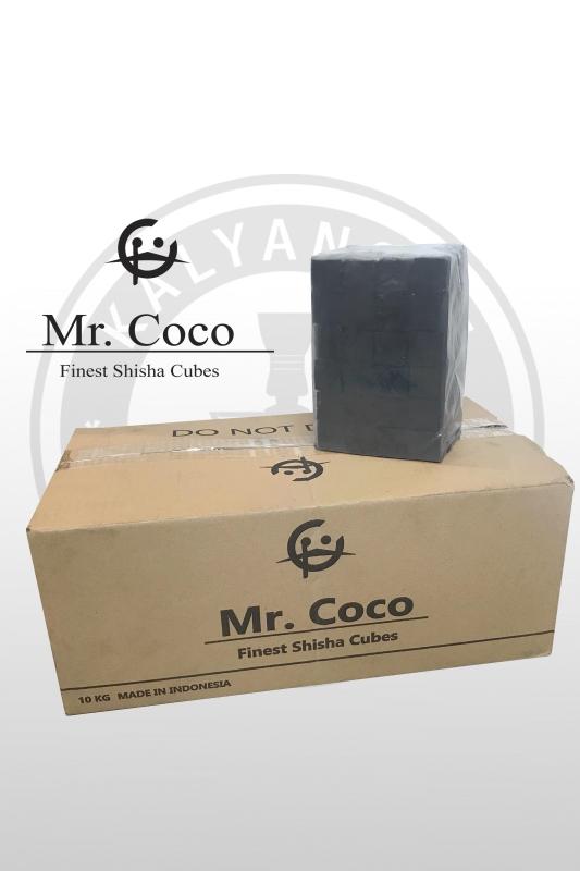 Кокосове вугілля Mr. COCO 20kg (20x1)