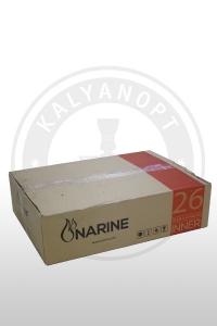 Кокосовый уголь Narine 12kg(4x3)