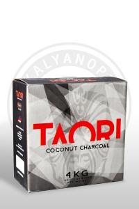 Кокосовый уголь TAORI  20kg (5x4)