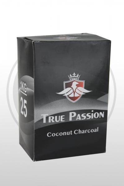 Кокосовый уголь TruePassion 20х1 BOX