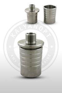 адаптер-переходник для улавливателя жидкости стекло M007
